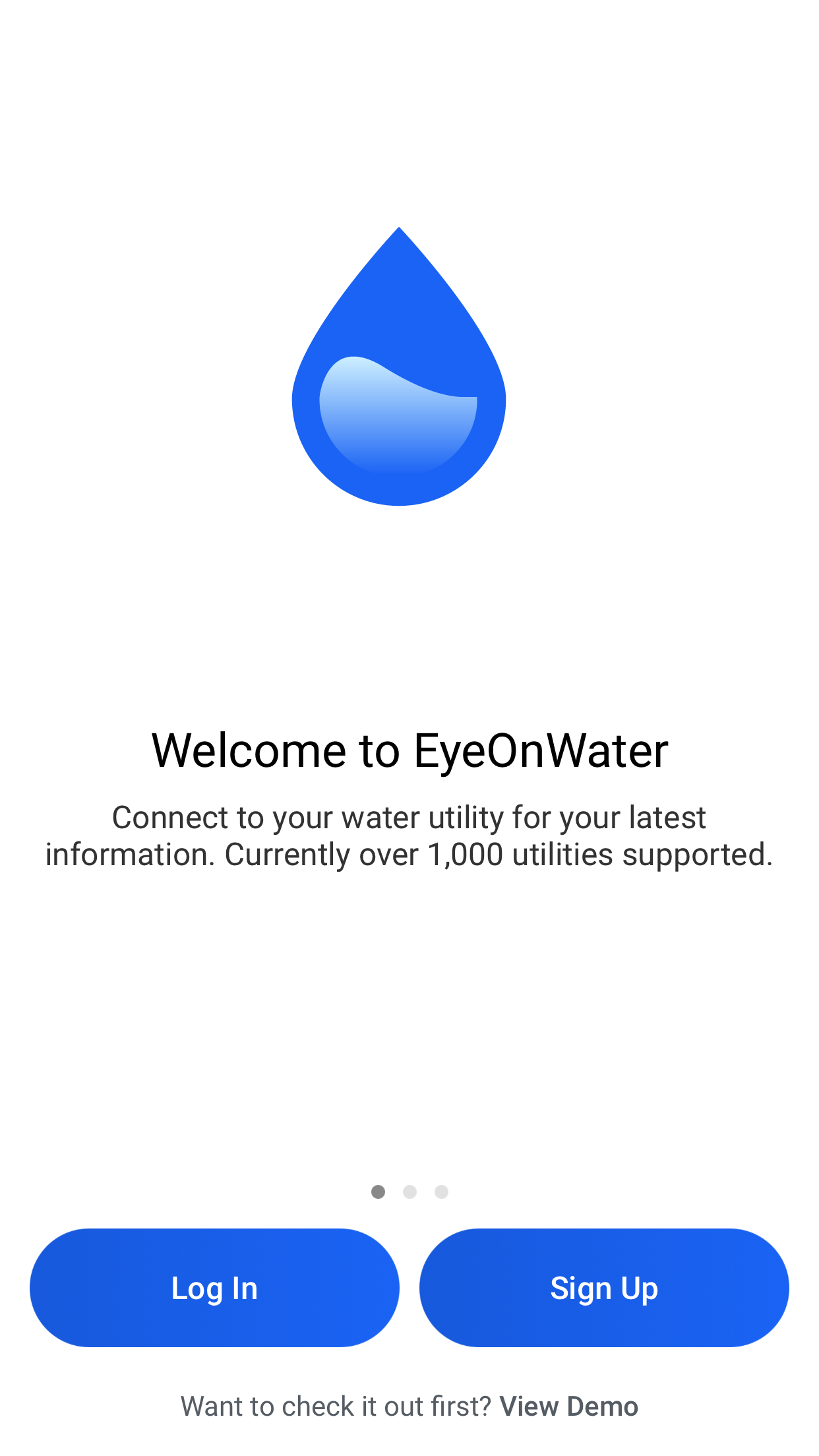 EyeOnWater for iOS |